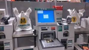 morrisons self checkout