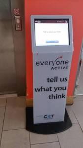 feedback kiosk 1